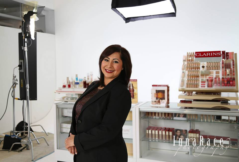 Christy Morriss Cella- Vice President, Education at Clarins