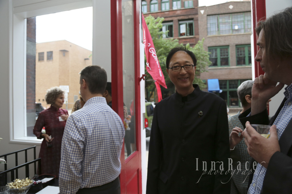 Edward Fong, Founder/Director of The E-Moderne Gallerie